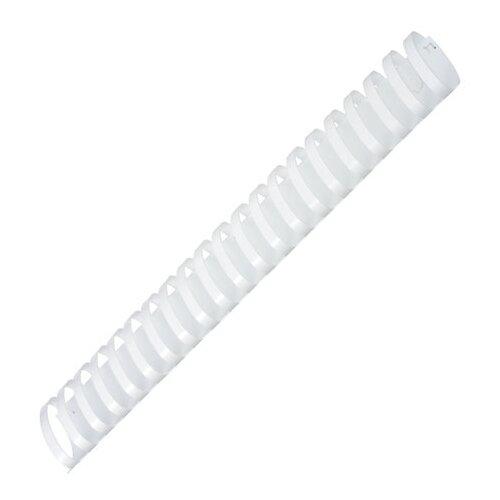 Фото - Пружины пластиковые для переплета, КОМПЛЕКТ 50 шт., 51 мм (для сшивания 411-450 л.), белые, ОФИСМАГ, 531466 пружины пластиковые для переплета комплект 50 шт 51 мм для сшивания 411 450 л белые офисмаг 531466