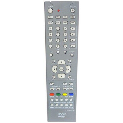 Фото - Пульт HUAYU LC01-AR011A LCDTV для tv+dvd ROLSEN пульт huayu rc a06 rl 32b05f rb 32k101u для tv dvd rolsen
