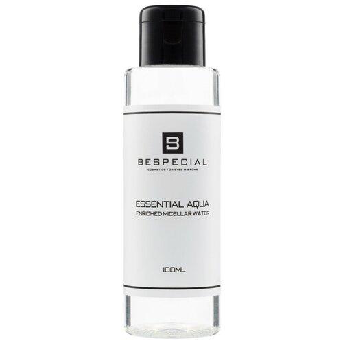 BESPECIAL мицеллярная вода для снятия макияжа Essential Aqua, 100 мл