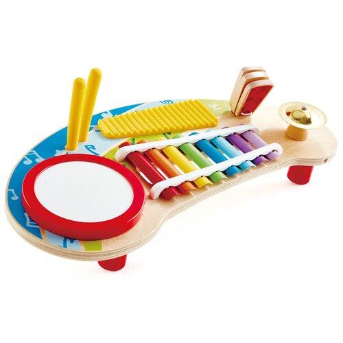Купить Hape музыкальный центр E0612 разноцветный, Детские музыкальные инструменты