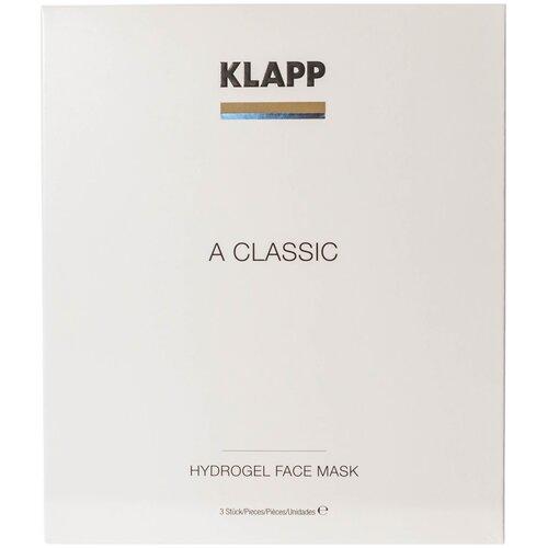 Klapp Маска гидрогелевая A Classic Hydrogel Face Mask, 3 шт. недорого