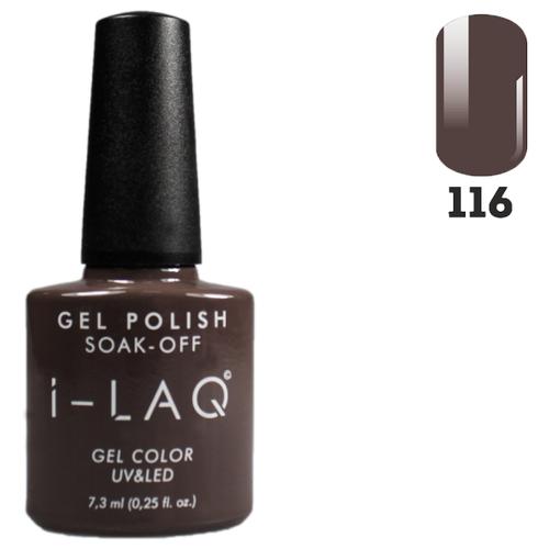 Купить Гель-лак для ногтей I-LAQ Gel Color, 7.3 мл, 116
