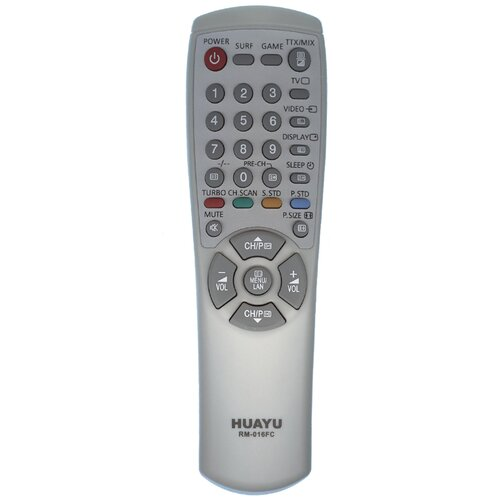 Фото - Пульт Huayu для Samsung RM-016FC 41328 пульт huayu rm 016fc универсальный для телевизоров samsung