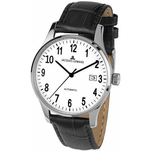 Фото - Наручные часы JACQUES LEMANS 1-2073C наручные часы jacques lemans 1 2094d