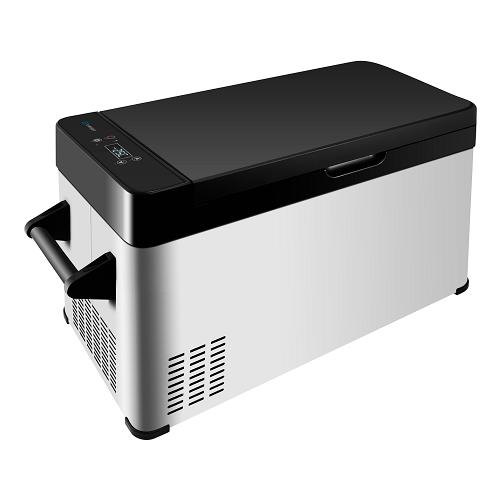 Компрессорный автохолодильник LIBHOF Q-30 30л (-25/+20°C, 12/24/220В)
