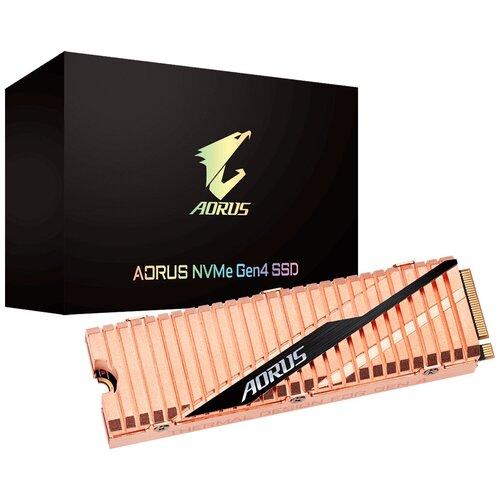 Твердотельный накопитель GIGABYTE 500 GB GP-ASM2NE6500GTTD