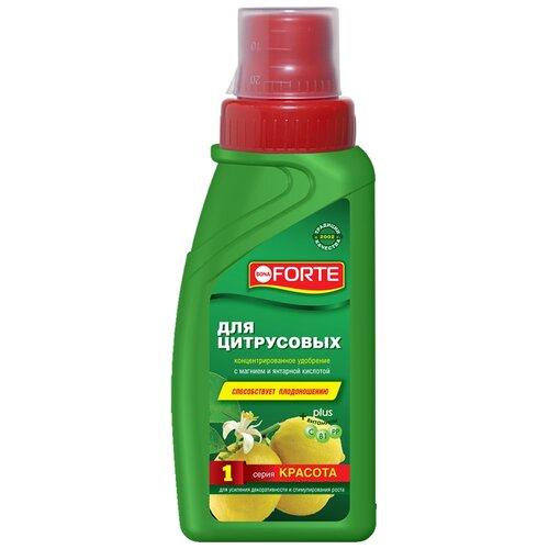 Жидкое удобрение Bona Forte Красота для цитрусовых растений
