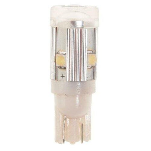 Лампа автомобильная светодиодная MegaPower 10615W W5W (T10W) 12V 10W 1 шт.