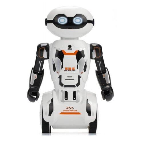 Фото - Робот Silverlit Macrobot оранжевый интерактивная игрушка робот silverlit macrobot оранжевый
