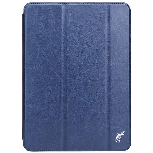 Чехол книжка для планшета G-Case Slim Premium для Apple iPad Air 10.9 (2020) (Айпад Аир, Эир 2020), темно-синий