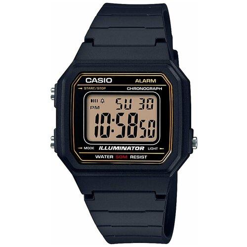 Наручные часы CASIO W-217H-9A наручные часы casio w 217h 1a