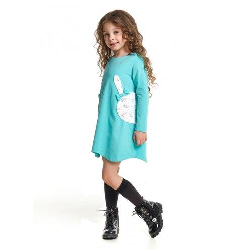 Купить Платье Mini Maxi, 4985, цвет бирюзовый, размер 104, Платья и сарафаны