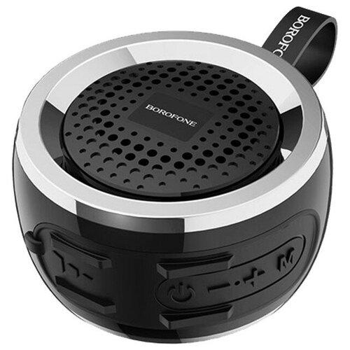 Портативная акустика Borofone BR2, black портативная акустика borofone br5 adventure black