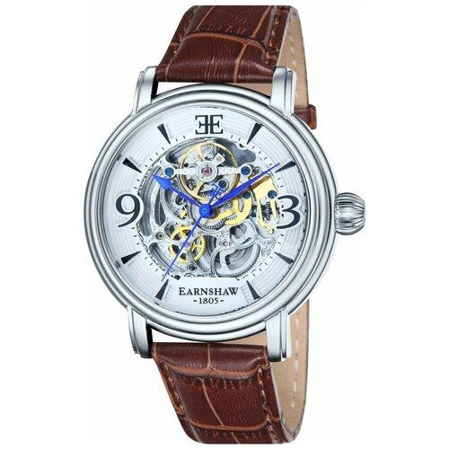 Наручные часы EARNSHAW ES-8011-01 наручные часы earnshaw es 8011 02