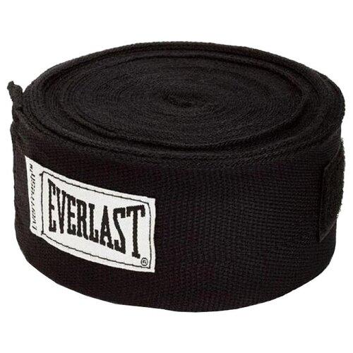 Кистевые бинты Everlast 4456 черный