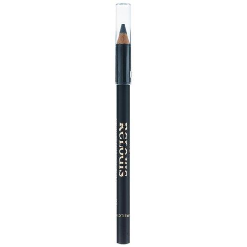 Relouis Контурный карандаш для глаз с витамином E, оттенок 01 черный  - Купить