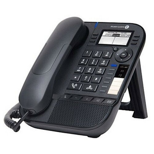 VoIP оборудование Alcatel-Lucent 8019S Black