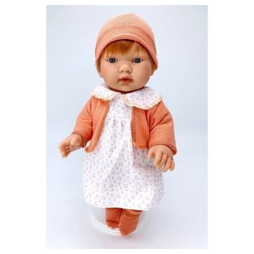 Кукла D'Nenes виниловая 34см LEAN (054036)