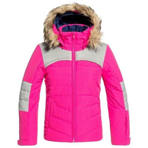 Куртка Roxy размер 10, розовый