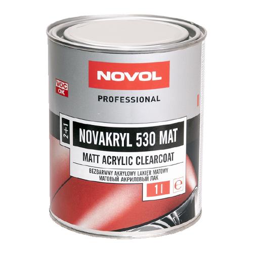 Лак NOVOL Novakryl 530 MAT 1000 мл