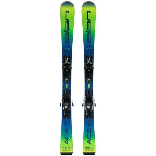 Горные лыжи детские с креплениями Elan RC Ace Quick Shift (21/22), 110 см