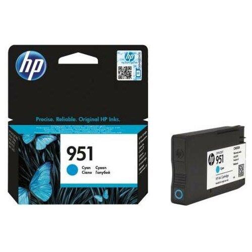 Фото - Картридж струйный HP 951 CN050AE гол. для OJ Pro 8600/8610/8620/8100 картридж hp cn046ae для hp oj pro 8100 8600 голубой