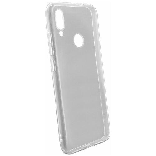 Защитный чехол для Meizu M6 Note / на Мейзу М6 Ноут / бампер / накладка на телефон Прозрачный