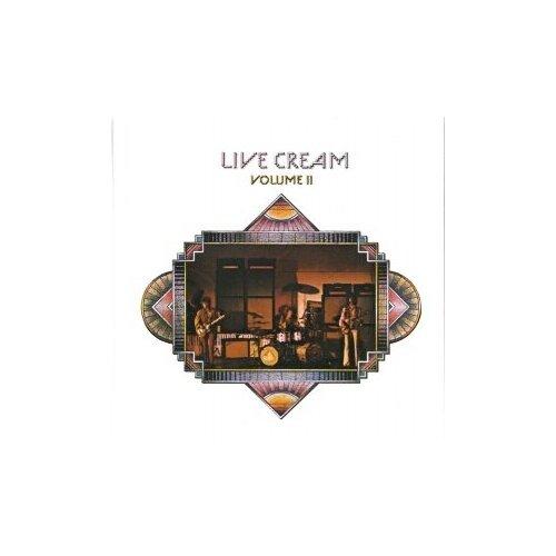 Фото - Компакт-диски, Polydor, CREAM - Live Cream Volume 2 (CD) виниловая пластинка cream live cream 0600753548486