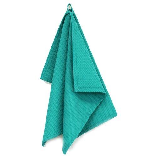 Фото - Салфетка для уборки Daribo SuperWaffle Emerald 50x70 см полотенце кухонное мечтай 50x70 см da71231 daribo