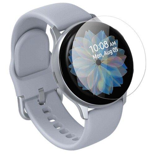 3c matx r830 Защитная пленка MyPads для смарт-часов Samsung Galaxy Watch Active2 40 мм SM-R830 глянцевая