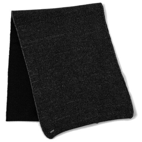 Шарф мужской Finn Flare, цвет: черный A20-21153_200, размер: Единый