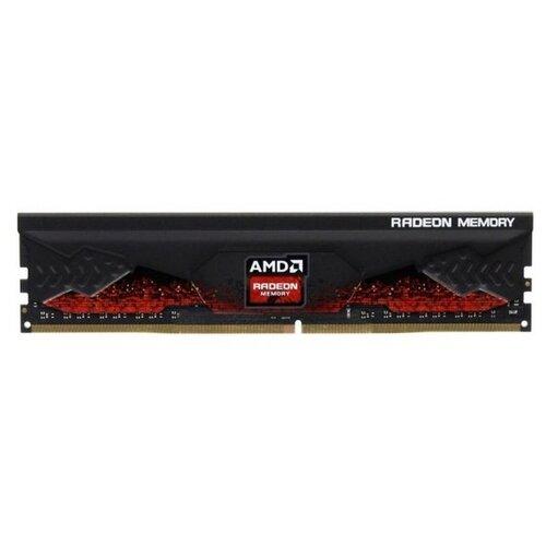 Оперативная память AMD Radeon R9 Gaming Series 16GB (8GBx2) DDR4 4000MHz DIMM 288-pin CL19 R9S416G4006U2K