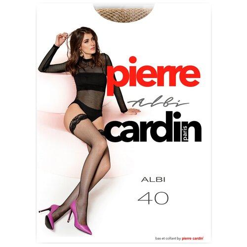 Чулки Pierre Cardin Albi, 40 den, размер IV-L, visone (бежевый)