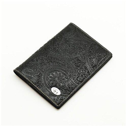 Женская кожаная обложка для паспорта Sergio Valentini СВ 8115-005/1