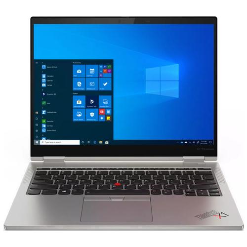 "Ноутбук Lenovo ThinkPad X1 Titanium Yoga Gen 1 (Intel Core i5-1130G7 1800MHz/13.5""/2256x1504/16GB/512GB SSD/Intel Iris Xe Graphics/LTE/Windows 10 Pro) 20QA001PRT титановый"
