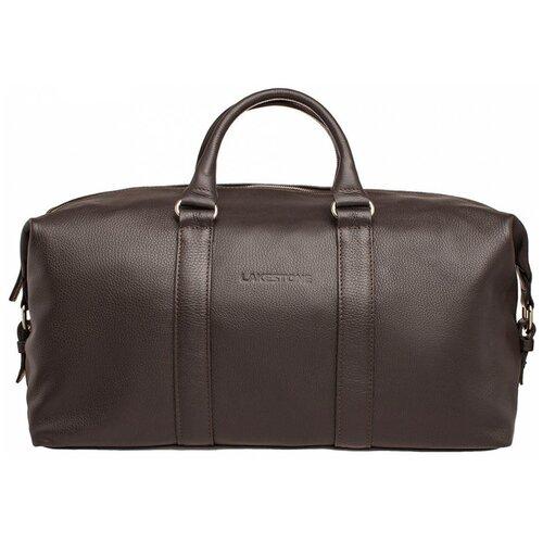 Фото - Дорожно-спортивная сумка Pinecroft Brown мужская кожаная коричневая сумка milano brown 9282 коричневая