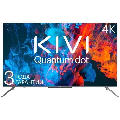 Телевизор Quantum Dot KIVI 43U800BR 43