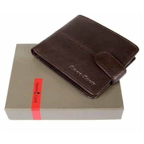 Портмоне Gianni Conti 1137075 dark brown