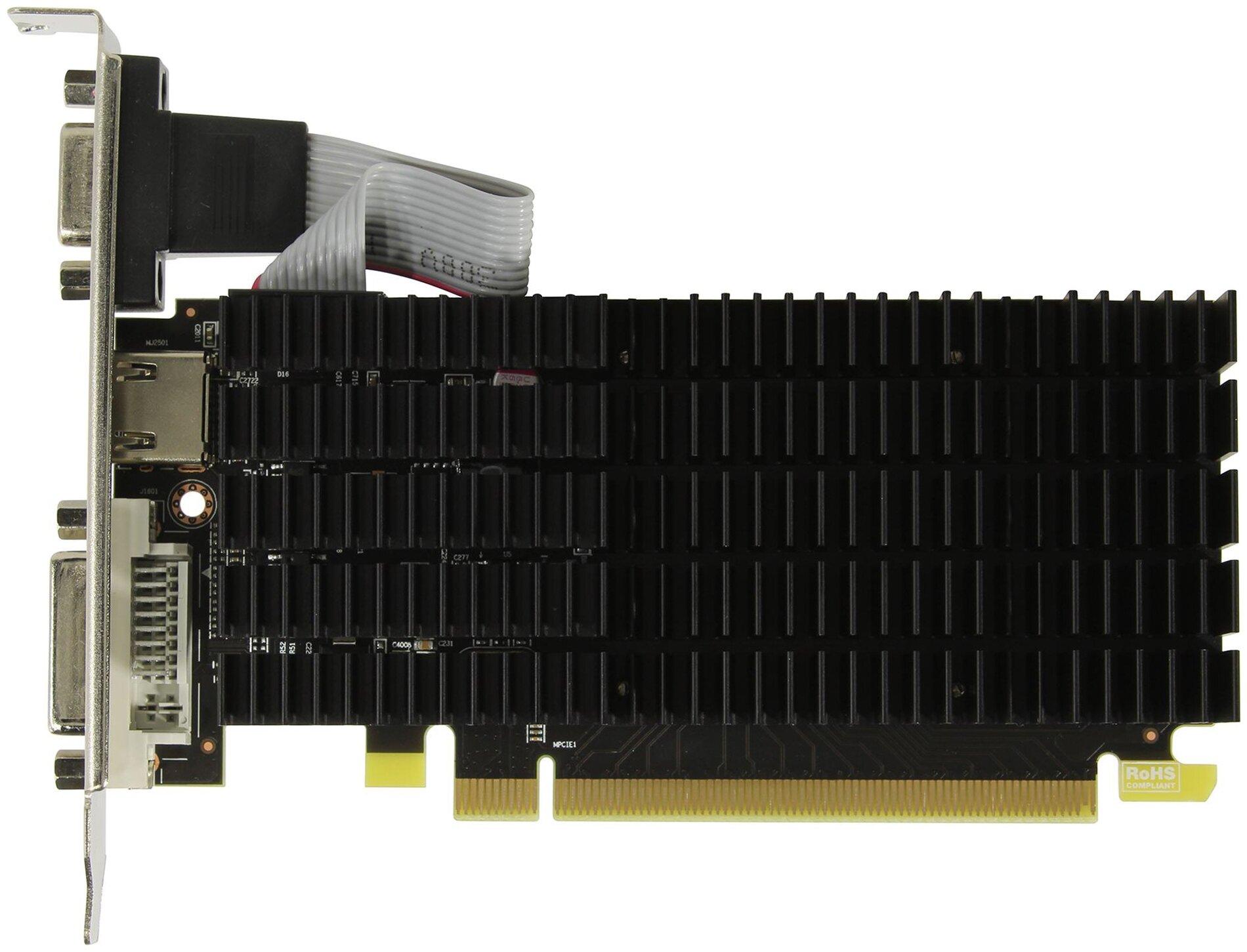 Видеокарта AFOX Radeon R5 230 1GB (AFR5230-1024D3L9-V2) — купить по выгодной цене на Яндекс.Маркете