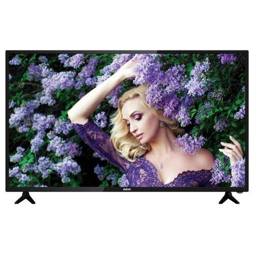 Фото - Телевизор BBK 43LEX-7174/FTS2C 43, черный телевизор bbk 43lem 1073 fts2c черный