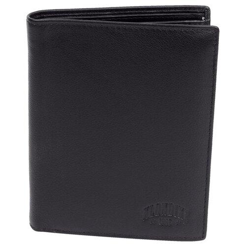 Бумажник мужской Claim KLONDIKE 1896, KD1100-01 черный