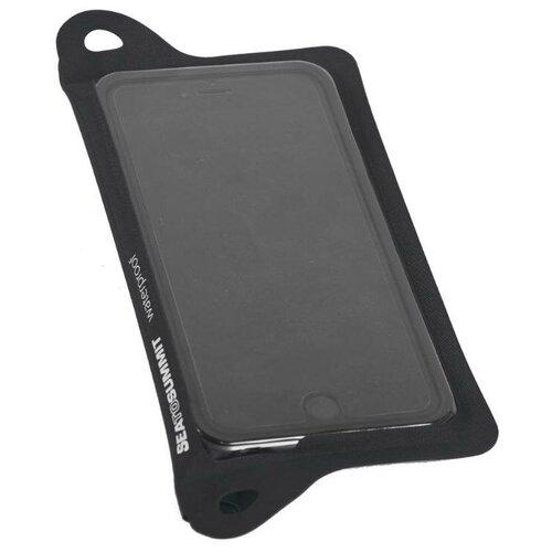 Гермочехол Sea To Summit Tpu Guide Waterproof Phone Case Black