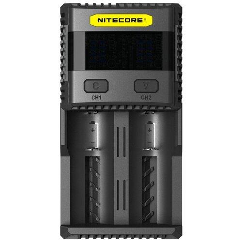 Фото - Зарядное устройство Nitecore SC2 14896 зарядное устройство nitecore new i4 15364