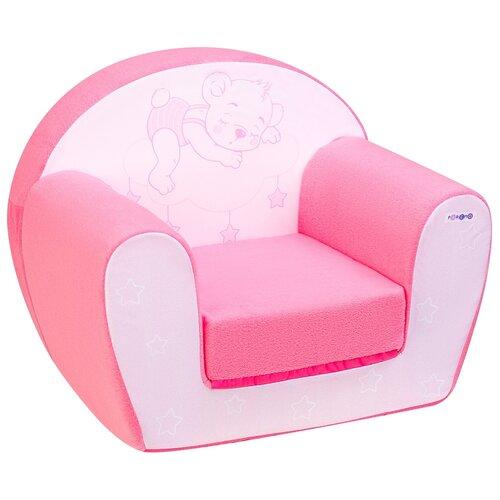 Фото - Раскладное детское кресло Paremo бескаркасное, мягкое, Дрими, цвет Роуз, Стиль 2 (PCR320-29) раскладное детское кресло paremo бескаркасное мягкое дрими крошка перси pcr320 50