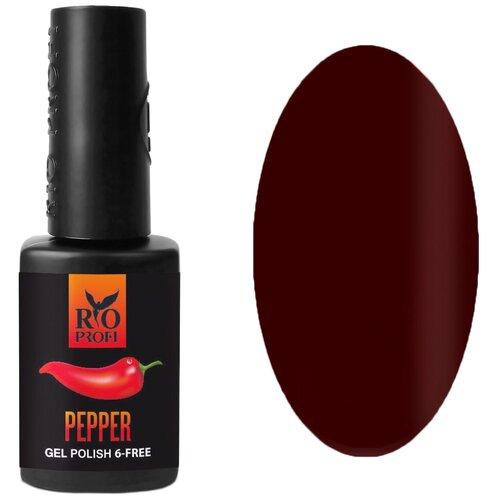 Купить Гель-лак для ногтей Rio Profi Pepper, 7 мл, №7