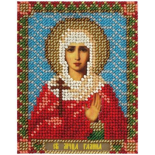 Набор для вышивания PANNA CM-1461 ( ЦМ-1461 ) Икона Святой мученицы Галины