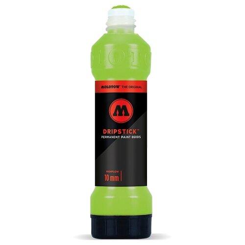 Маркер сквизер Molotow Dripstick 860013 Цвет салатовый 10мм 70мл