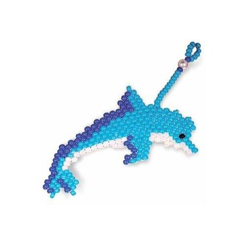 Купить А062 Набор для бисероплетения 'Дельфин', Радуга бисера, Фурнитура для украшений