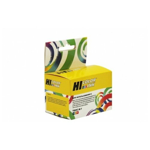 Картридж Hi-Black (HB-T0520) для Epson Stylus C400/440/640/740/800, Color