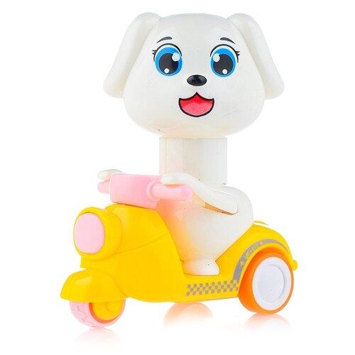 Интерактивная собачка Oubaoloon в коробке (686B-03)